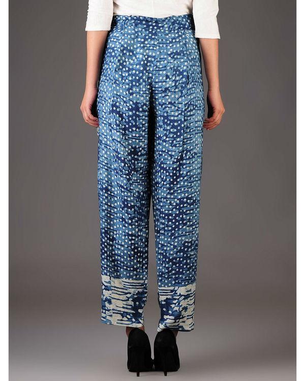 Rosette bow trouser 2