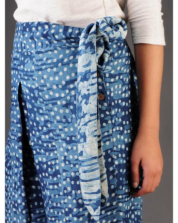 Rosette bow trouser 3