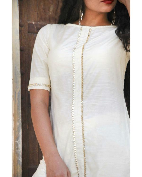 Ivory serene suit set 2