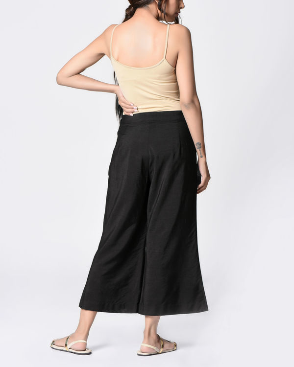 Block cotton trousers 2