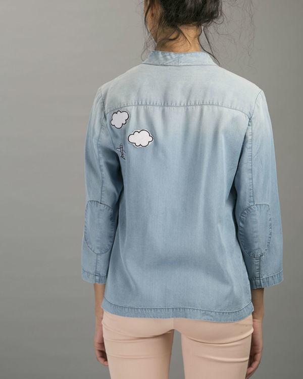 Denim patch jacket 3