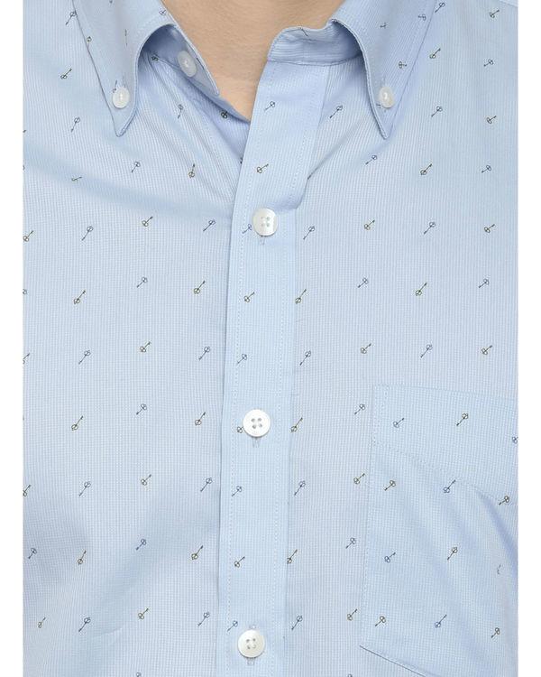 Snow key shirt 1