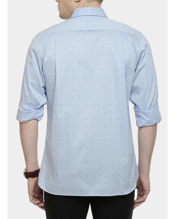 Snow key shirt 2