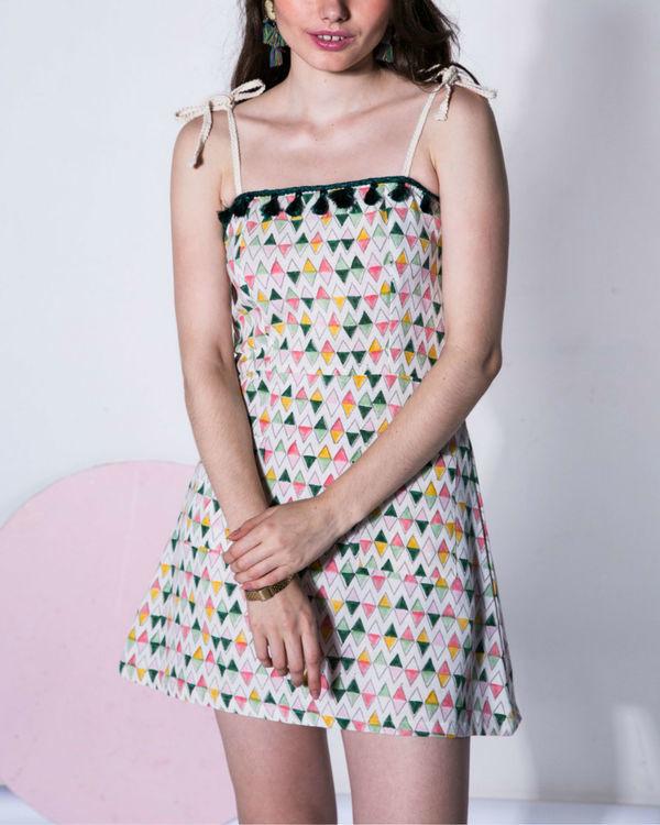 Sorbet mini dress 1
