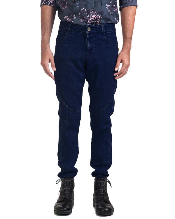Indigo vintage jeans 1