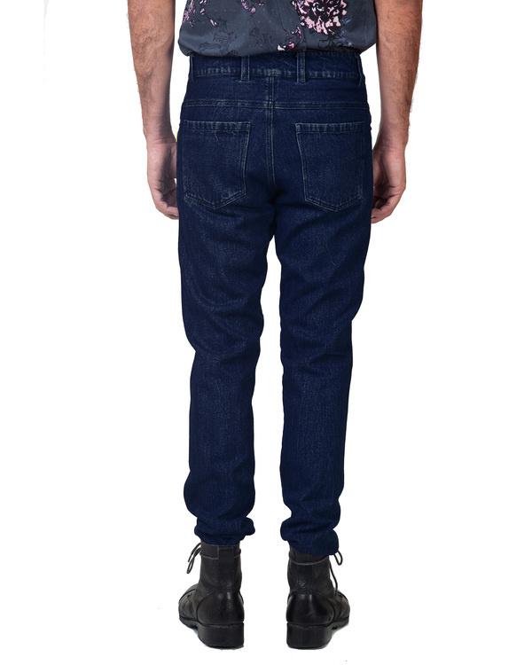 Indigo vintage jeans 4