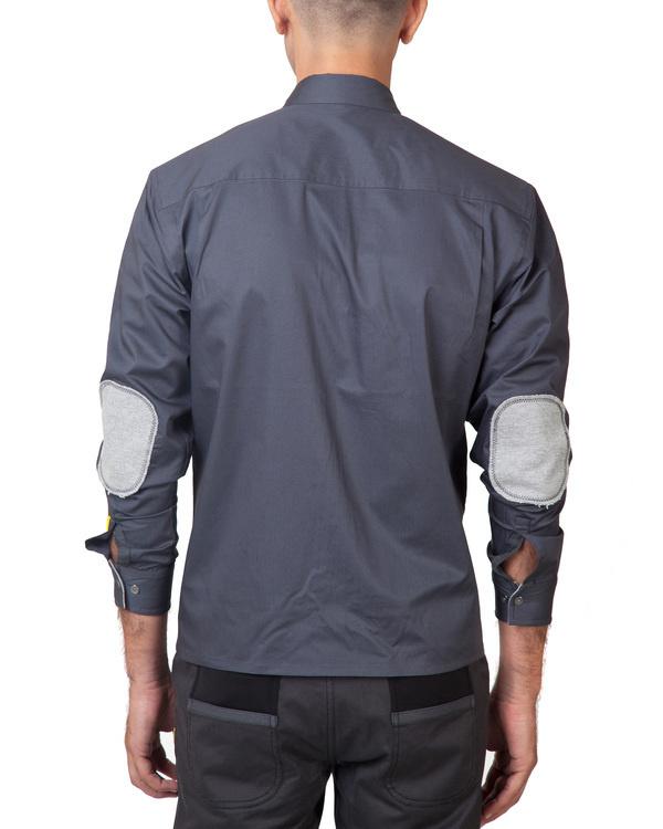 Grey utility shirt 3