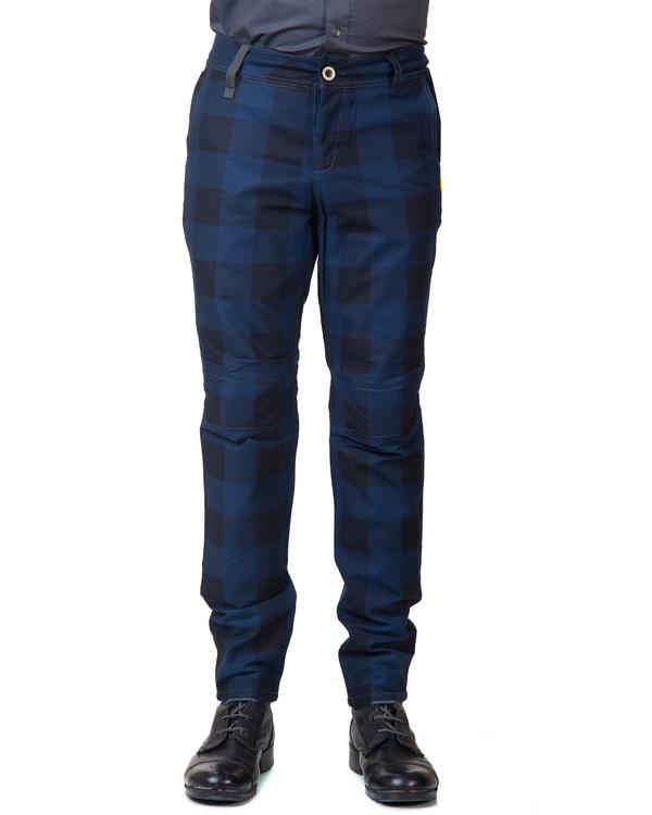 Blue utility trouser 1