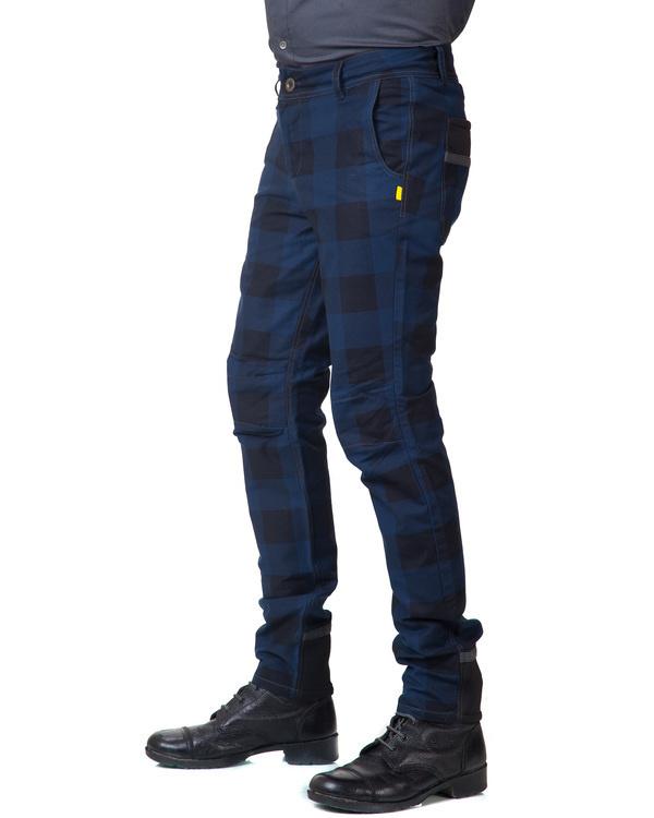 Blue utility trouser 2