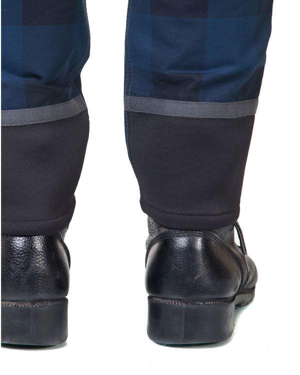 Blue utility trouser 3
