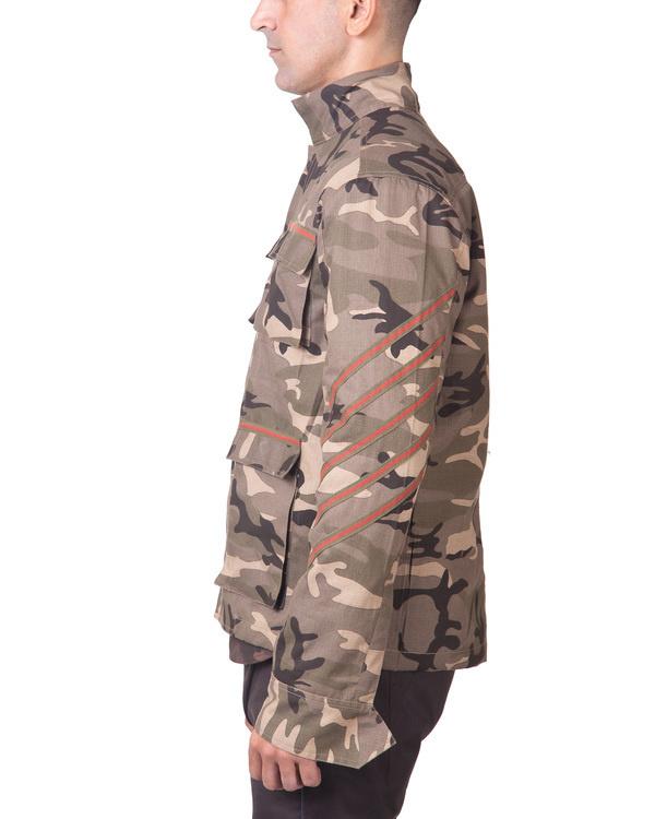 Camouflage jacket 3