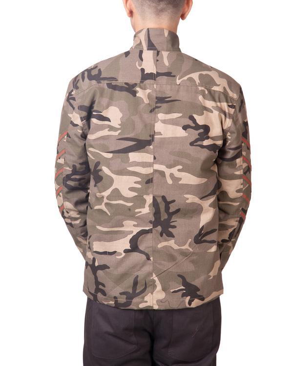 Camouflage jacket 4