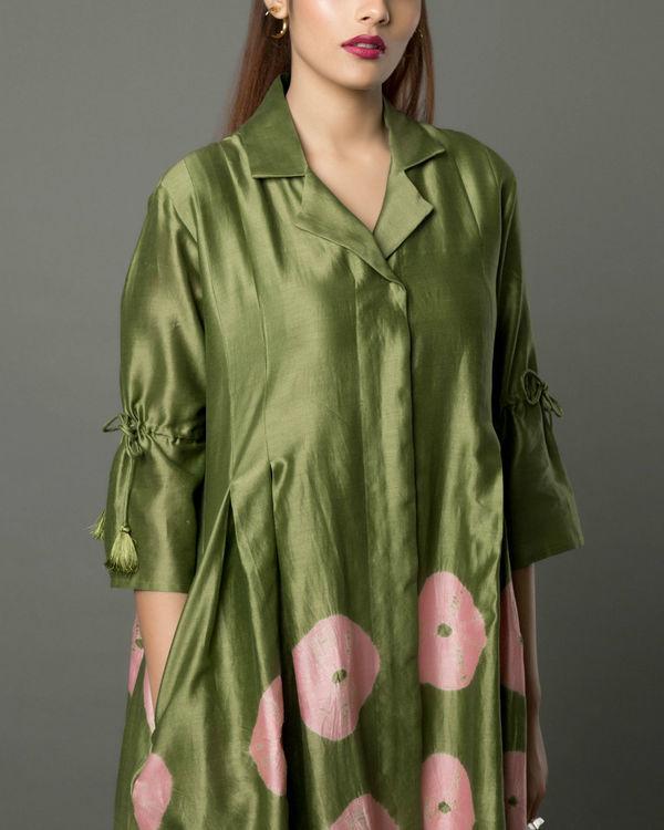 Moniku olive tunic 1