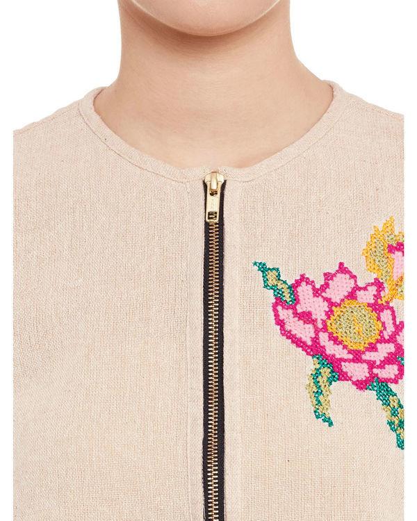 Pastel layered tunic 1
