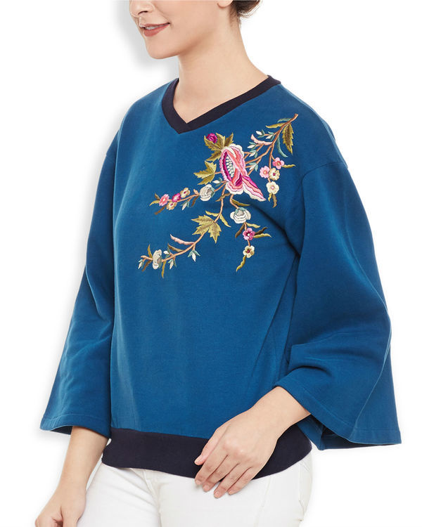 Oriental sweatshirt 2