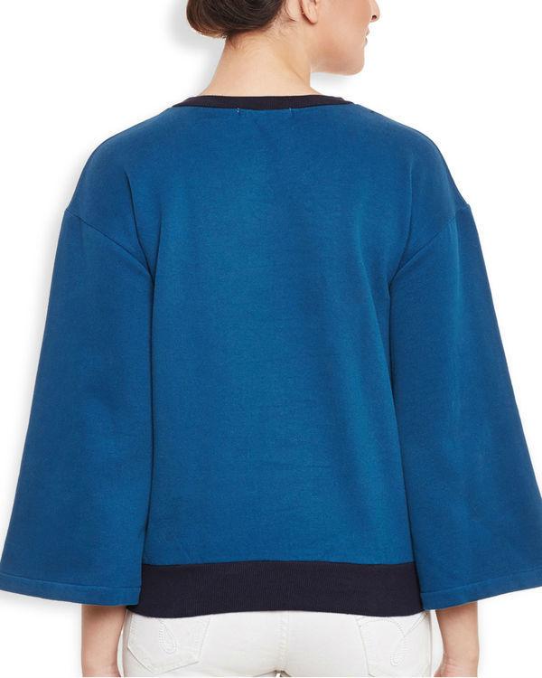Oriental sweatshirt 3