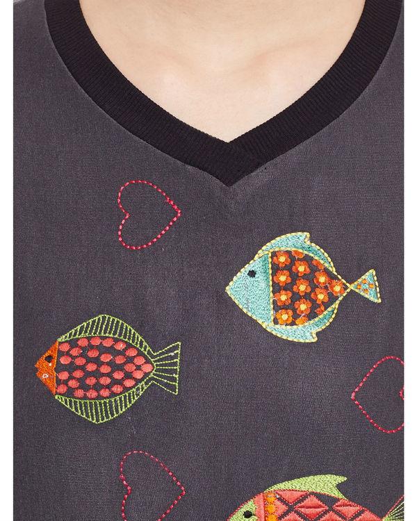 Koinobori sweatshirt 1