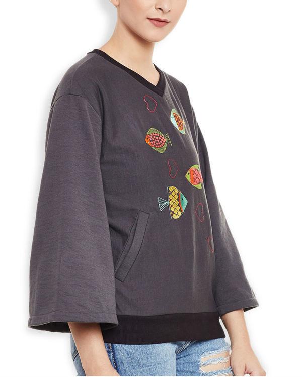 Koinobori sweatshirt 2