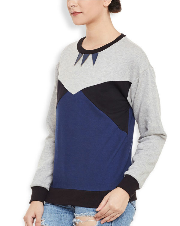 Scandi sweatshirt 2