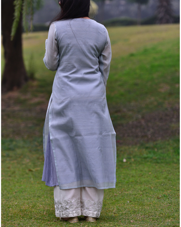 Monsoon grey tunic 1