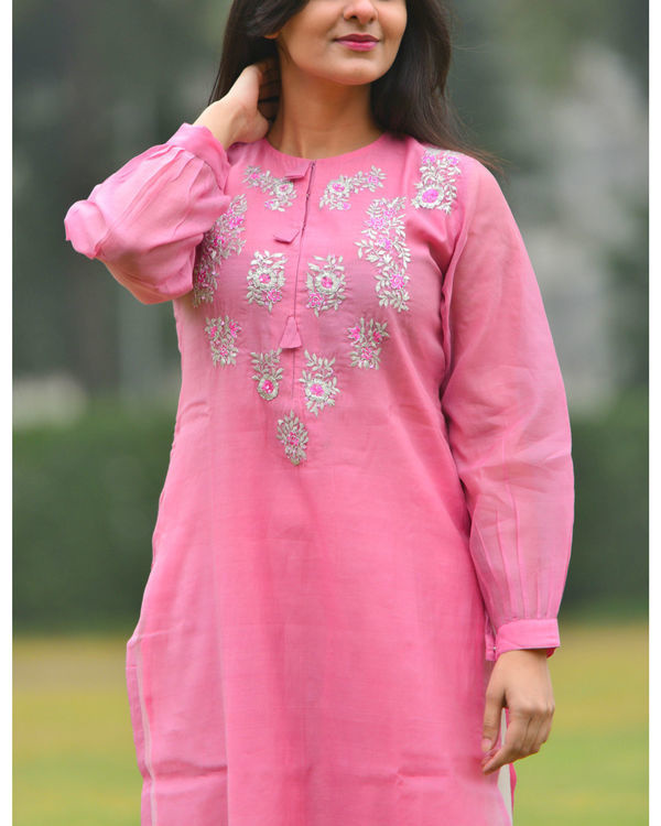 English rose tunic 1