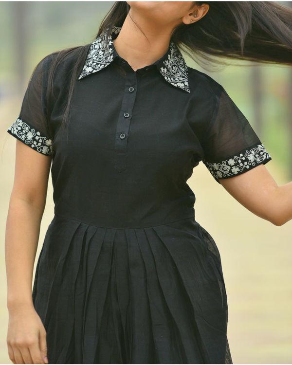 Black bahar tunic 1