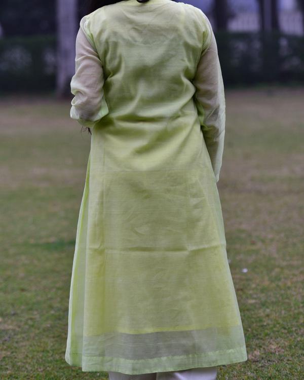 Pastel green tunic 3