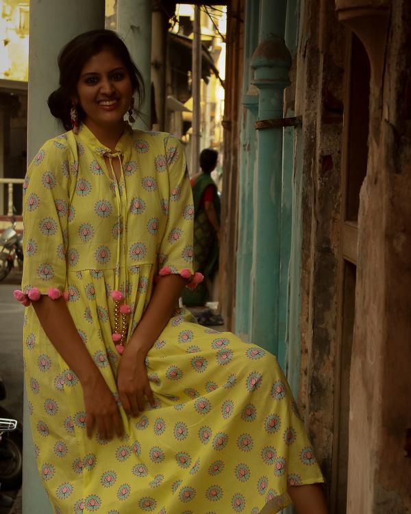 Phulwari maxi dress 1