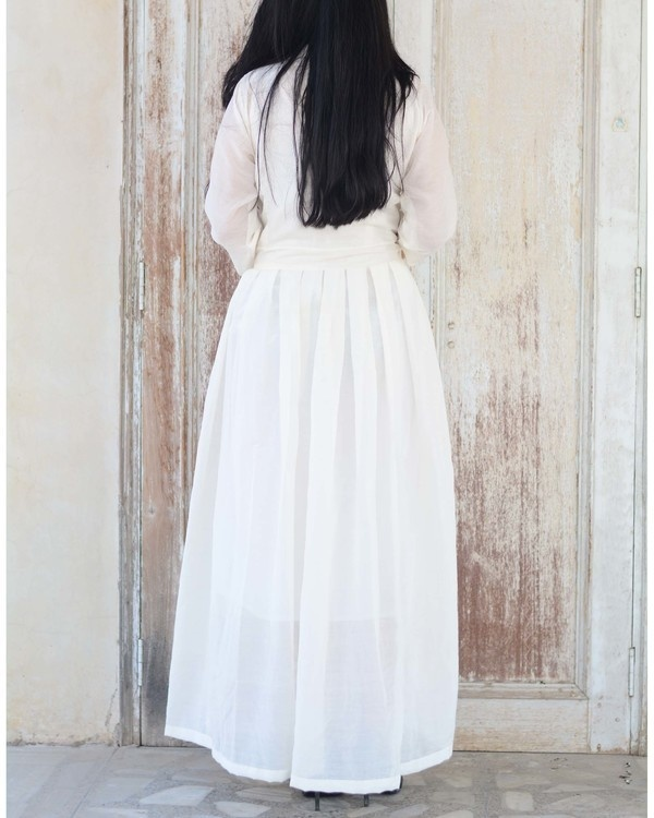 White serenity gown 1