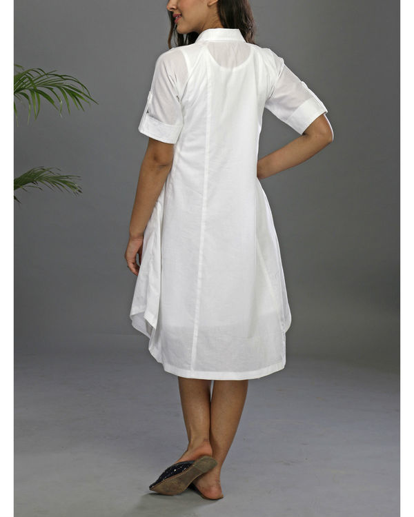 Serene asymmetrical dress 2