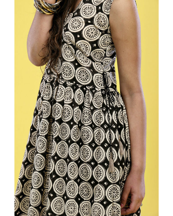 Wheel angrakha dress 3