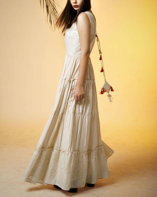 Ivory princess dress 1