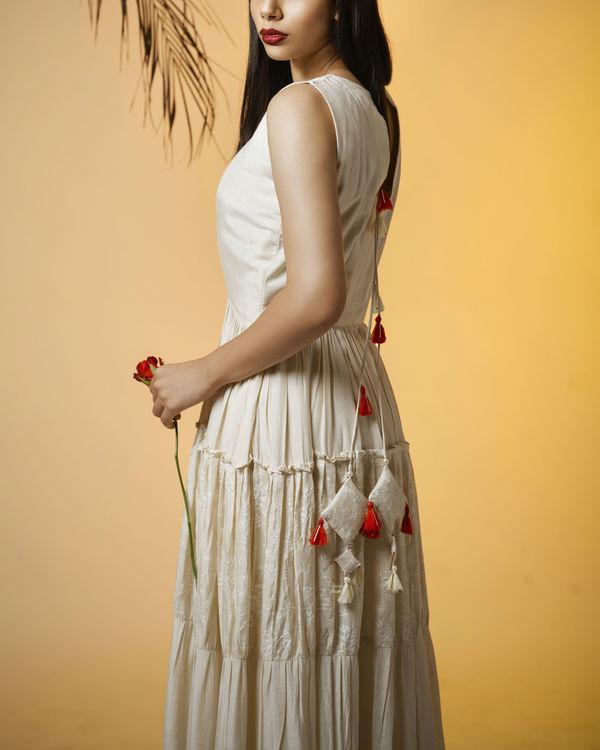 Ivory princess dress 3
