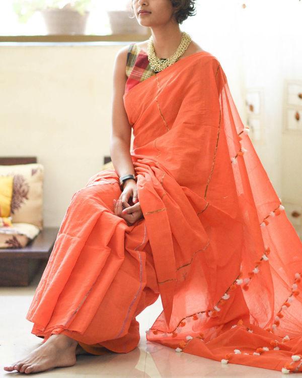 Shades of fire sari 1