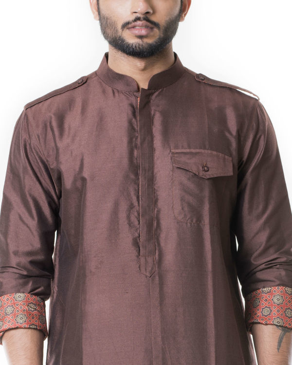 Coffee pathani set 2