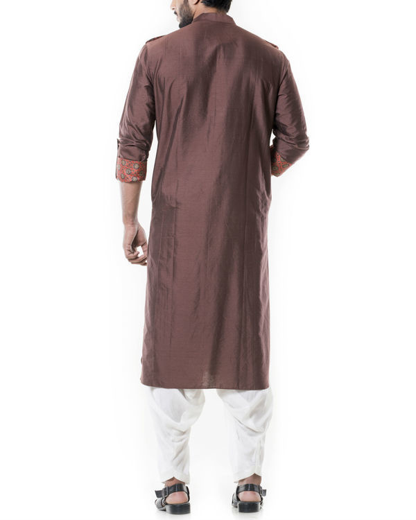 Coffee pathani set 3