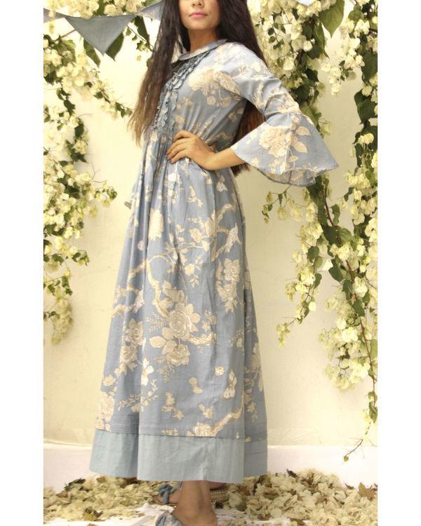Evening tea dress 1