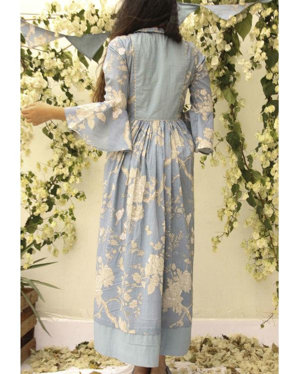 Evening tea dress 2