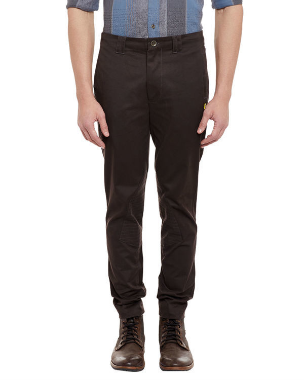 Brown riding trousers 1