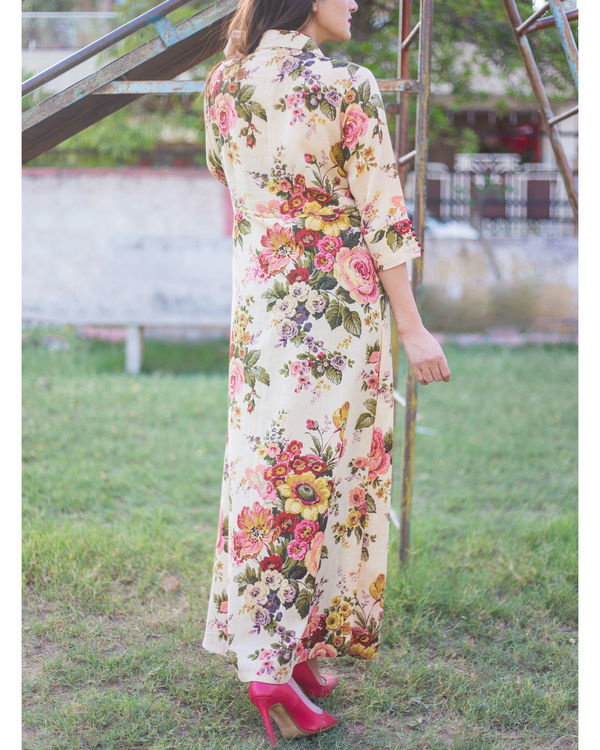 Floral crush tunic 2