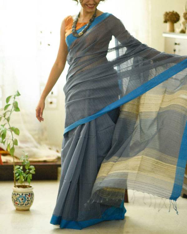 Shades of sky sari 1
