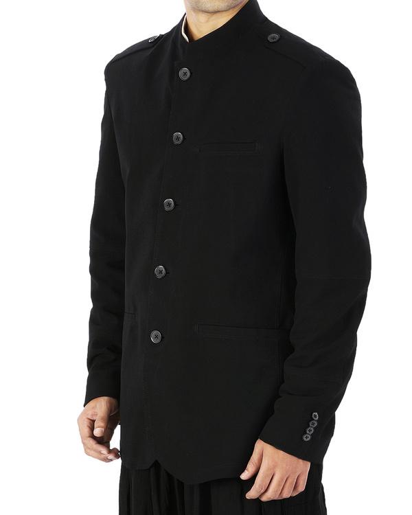 Black  jacket 2