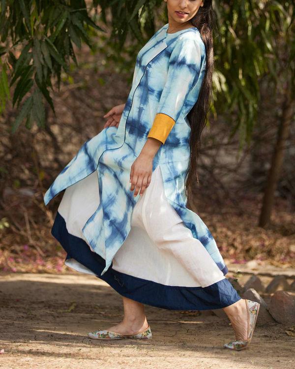 Bluestone twin dress 1