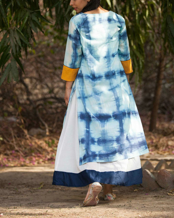 Bluestone twin dress 3
