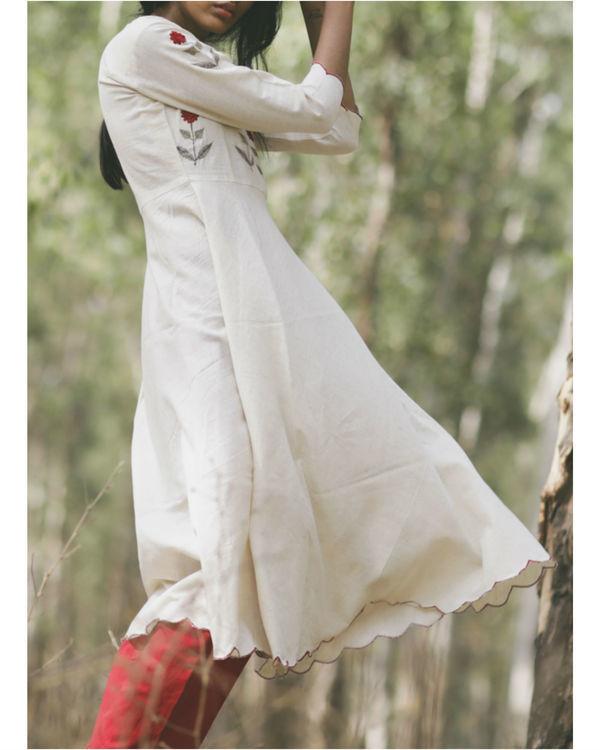 Mogra swing dress 1
