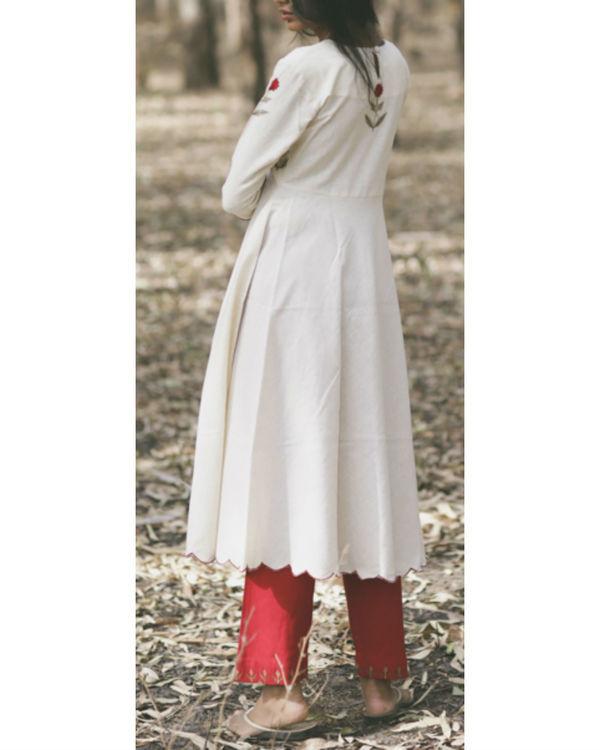 Mogra swing dress 3