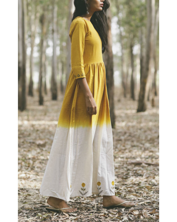 Dandelion fit and flare dress 1