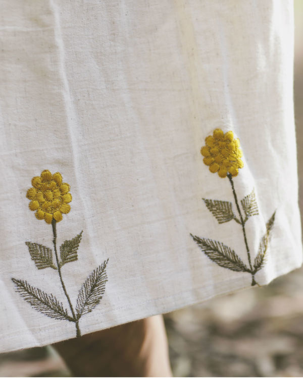 Dandelion fit and flare dress 2
