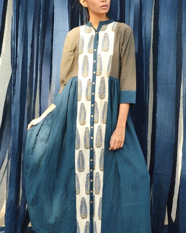 Ivory storm yoke tunic 1