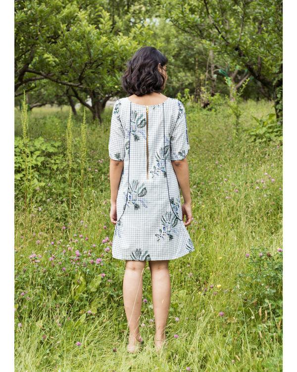 Rainforest checkered tennis dress 2